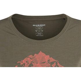 Mammut Alnasca T-Shirt Women iguana